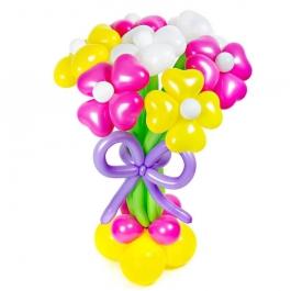 Букеты из шаров. Цветы из шаров