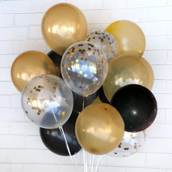 легкие композиции из шаров