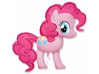 Шар Фольгированный Пони Пинки Пай 102 см. С гелием