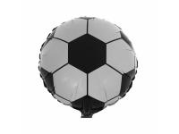 Шар Фольгированный Круг Мяч 48 см. С гелием