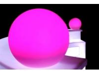 Светящийся гигантский шар