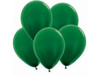 """Шар тёмно-зелёный (Металлик) 30 см (12"""")"""