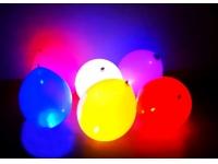 Светящийся шар без рисунка