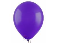 """Шар гелиевый Фиолетовый (Пастель) 30 см (12"""")"""