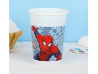 """Стаканы """"Человек-паук"""", 200 мл, 6 шт."""