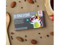 """Шоколад подарочный """"От серых будней"""", 27 гр"""