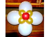 Оформительский цветок 2