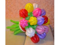 "Букет ""Тюльпаны к празднику"""