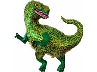 """Шар фольгированный """"Тирранозавр"""" 84 см. С гелием"""
