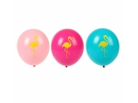 "Шар гелиевый ""Фламинго"" 12""(35 см)"