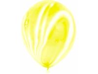 """Шар гелиевый """"Агат. Жёлтый"""""""