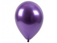 """Шар гелиевый фиолетовый (хром) 30 см (12"""")"""
