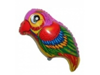 Шар Фольгированный Попугай 66 см. С гелием