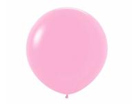 """Шар гигант гелиевый розовый. 90 см (36"""")"""