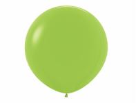 """Шар гигант метровый гелиевый зелёный 90 см (36"""")"""