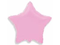 """Шар фольгированный """"Звезда""""(розовый) 48 см. С гелием"""
